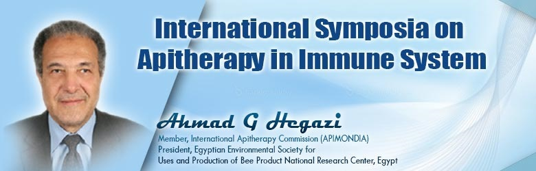 International symposium on Apitherapy in Immune system